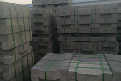 水库护坡砖打准备发货